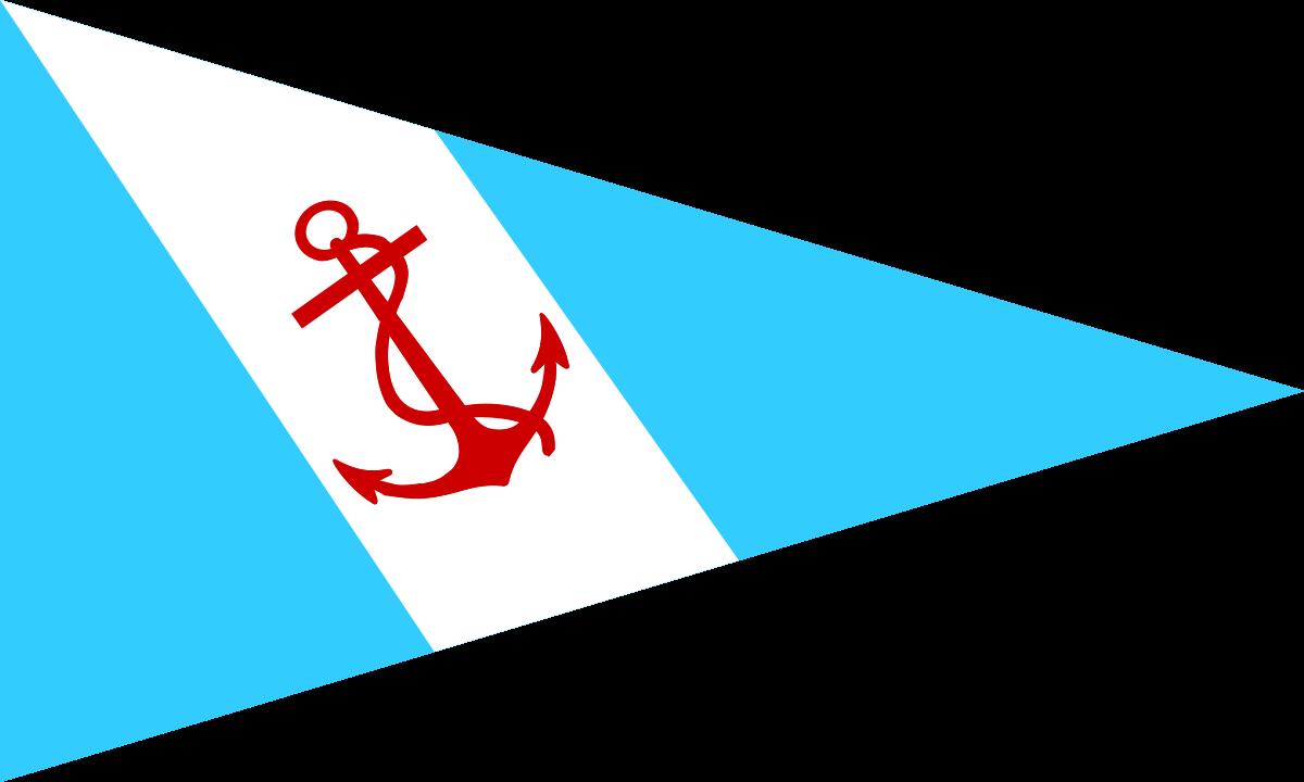 Banderín Yacht Club Argentino